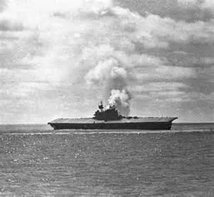 Yorktown Battle Midway Aircraft Carrier