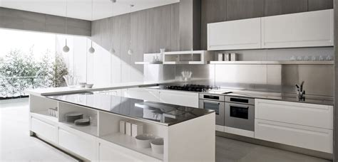 white and kitchen ideas contemporary white kitchen interior design ideas