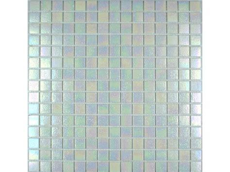 iridium iridescent glass mosaic oyster