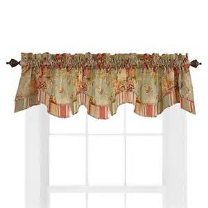 Target Kitchen Curtains Valances by Waverly Spring Bling Lined Window Valance Vapo Target