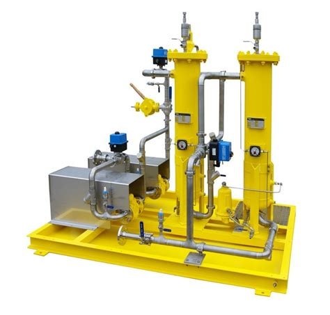 polishing stainless fuel filtration skids njord filtration