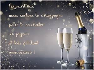 Image Champagne Anniversaire : cartes virtuelless anniversaire gratuites joliecarte ~ Medecine-chirurgie-esthetiques.com Avis de Voitures