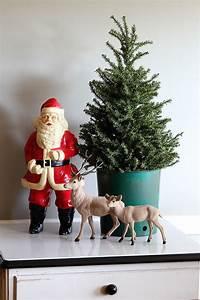 Vintage, Farmhouse, Christmas, Decor