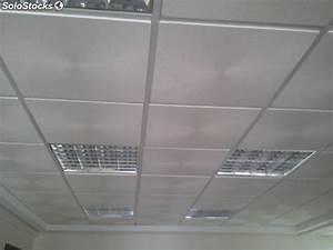 Faux Plafond Pvc : faux plafond amstrong en pvc ~ Melissatoandfro.com Idées de Décoration