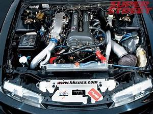 1995 Nissan 240sx S14 - Tuner  U0026 Import Car