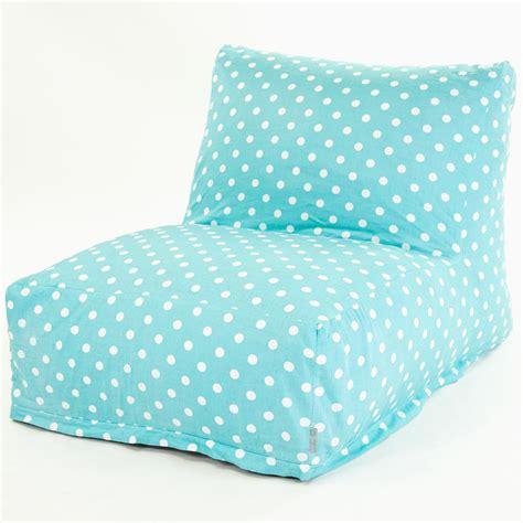 shop majestic home goods aquamarine small polka dot bean