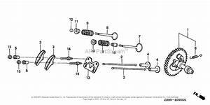 Honda Engines Gx270 Qaw Engine  Jpn  Vin  Gcab