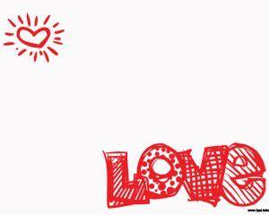 powerpoint templates cartas plantilla powerpoint para frases de amor plantillas