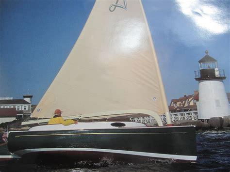 Boat Transport Punta Gorda Fl by 2000 Alerion Cat Boat Sail Boat For Sale Www Yachtworld