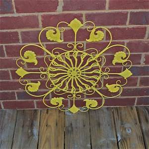 Shop Outdoor Metal Wall Art on Wanelo