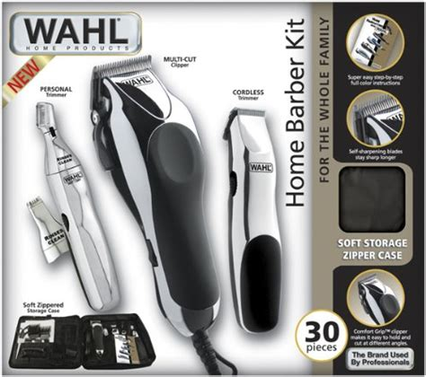 wahl home barber piece kit shipping ebay