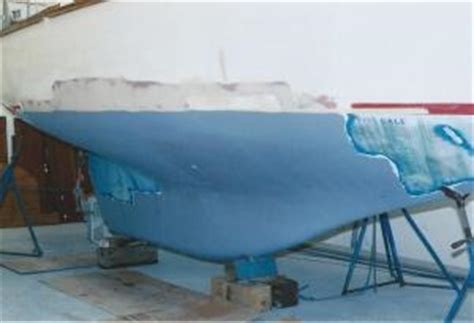 Fiberglass Boat Repair Maine by Miliner Marine Services Eliot Maine Usa Major