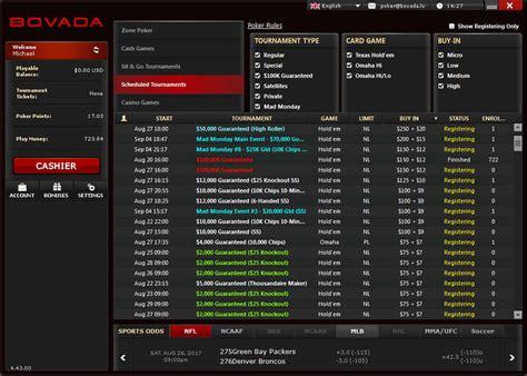 Bovada Reenters Online Poker Market