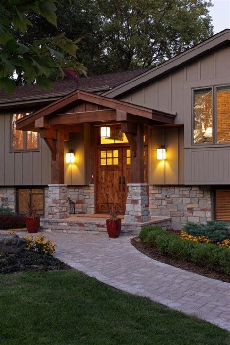 split level ranch 130 best images about raised ranch redo on craftsman raised ranch remodel and entryway