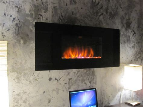 wall hanging fireplace electric fireplace wall mount gallery