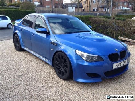 Bmw M5 E60 For Sale by 2003 Bmw M5 For Sale In United Kingdom