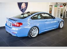 Nicely modded 2015 BMW M4 Rare Cars for Sale BlogRare