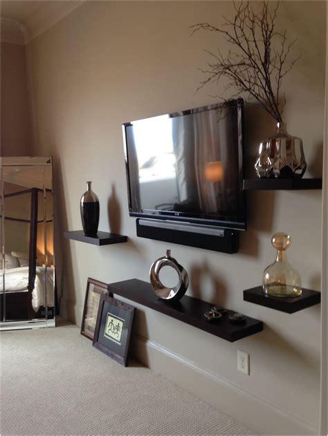 tv wall shelf tv wall mount floating shelf