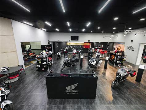 Honda Abre Nueva Agencia De Motos Powerhouse En México
