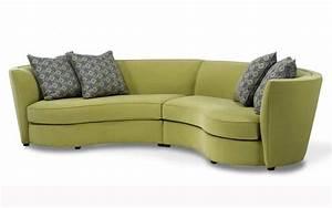 Custom curved shape sofa avelle 232 fabric sectional sofas for Sectional sofas customizable