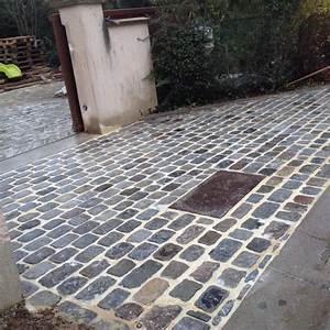 Pavé De Bois : terrasse suspendue beton photo 7 terrasse en pave de ~ Premium-room.com Idées de Décoration