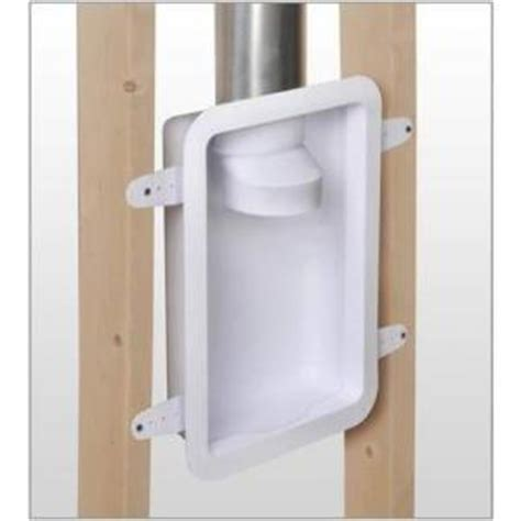 dundas jafine recessed dryer vent box drbxzw  home depot