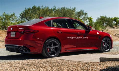 Alfa Romeo Giulia Forum  Giulia Fastback