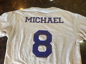 t shirt vinyl lettering w name good ideas pinterest With how to do vinyl lettering on shirts