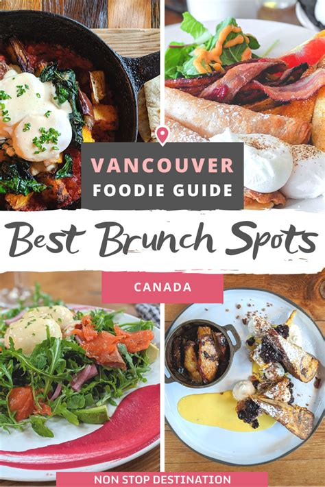 brunch spots nonstopdestination vancouver picks favourite must try