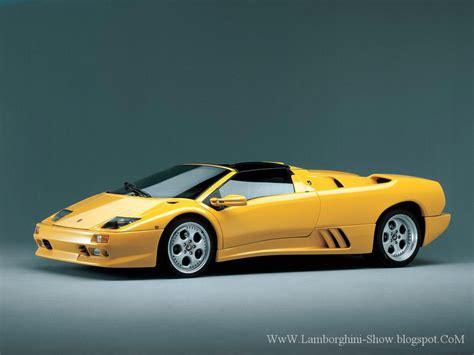 2002 Lamborghini Diablo  lamborghini