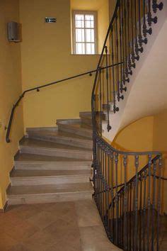 escalier b 233 ton gris liss 233 2 4 tournant nez de marche