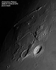 Dave's Astronomy Pictures - Aristarchus Plateau, 12 ...
