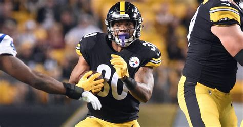 2018 Steelers Training Camp Player Preview  James Conner