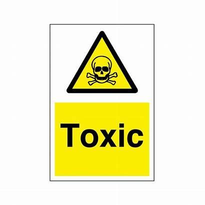 Toxic Sign Warning Safety Hazard Hazardous Clipart