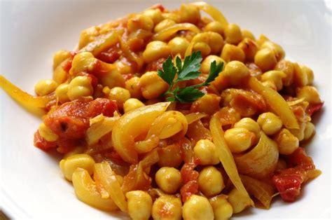 cuisiner les pois chiches curry de pois chiches recette