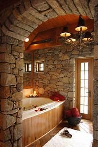 luxury rustic bathroom home decor