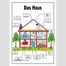 Das Haus  Deutsch  Alemán, Idioma Alemán, Vocabulario Aleman