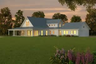 One Story Farmhouse Plans 18 Single Story Farmhouse Photo House Plans 43153
