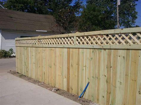 best fence material the best fence materials for your needs