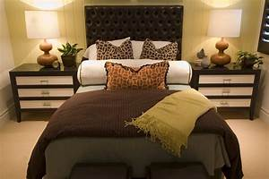 mix white and black brown bedroom furniture decoseecom With brown and cream bedroom ideas