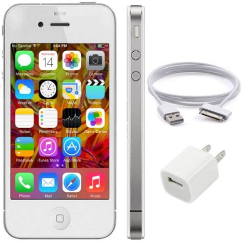 iphones for cheap no contract apple iphone 4 8gb white for talk no contract