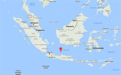karimunjava islands  map indonesia