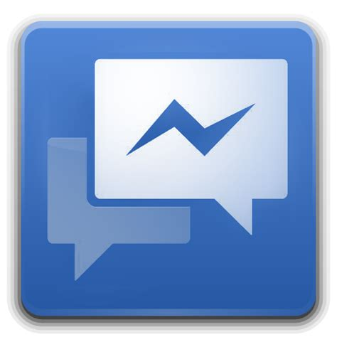 Facebook Message Icon - Bing images