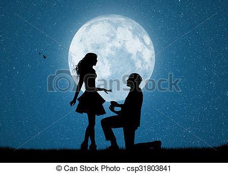 propuesta matrimonio ilustracion