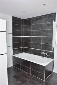 net idee salle de bain gris anthracite galerie avec With salle de bain anthracite