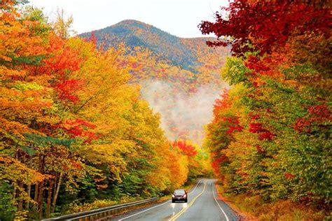 destination  fall foliage winners