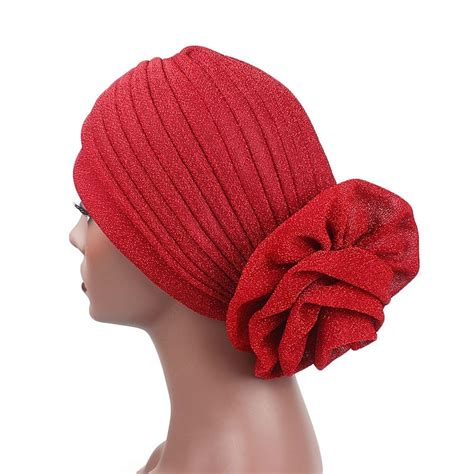 premade turban hijab  bow design qamar clothing