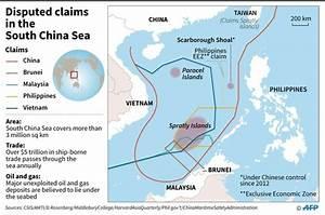 Obama warns China over South China Sea ruling | Daily Mail ...