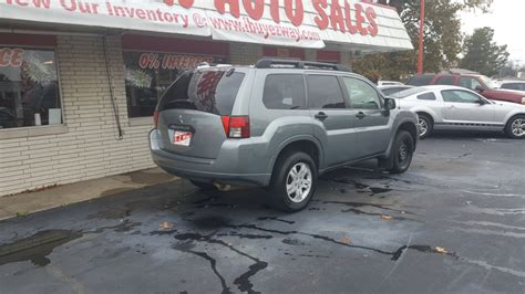 Mitsubishi Endeavor Tire Size by Buy Here Pay Here 2008 Mitsubishi Endeavor Ls 2wd For Sale