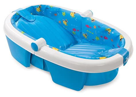 Summer Newborn-to-toddler Fold Away Baby Baththots